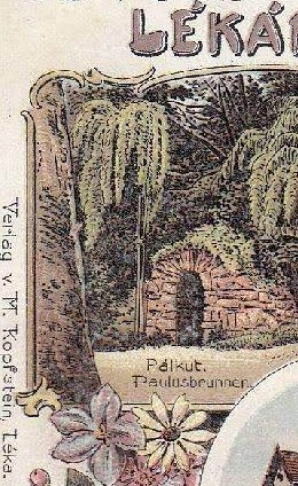 Postkarte M. Kopfstein